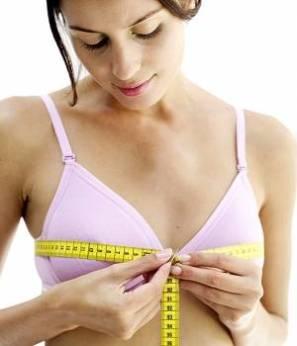 Aumento de implantes de senos
