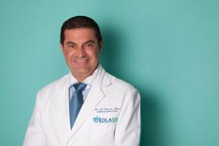 Dr. Luis Fernando Molina director de Medilaser